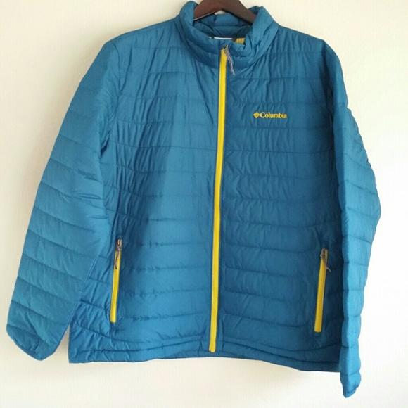 1e04adab711f Columbia Jackets & Coats | Oyanta Trail Thermal Coil Jacket Xl ...